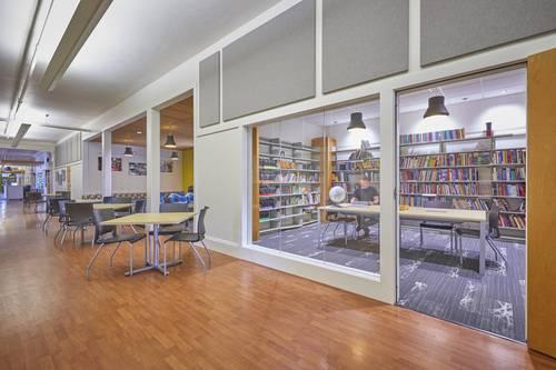 Deca Inc University Of Oregon Agate Hall